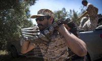 """مقتل 7 عناصر من """"الوطني الليبي"""" بضربة طائرة مسيّرة"""