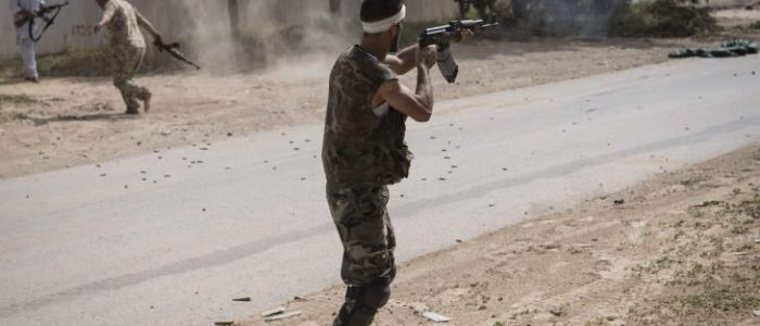 هجوم لداعش جنوبي ليبيا