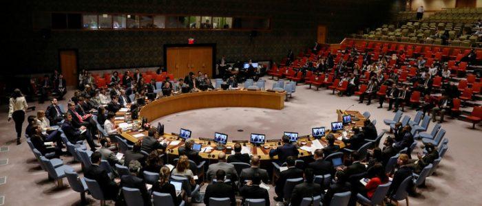 """رئيس مجلس الأمن الدولي يدعو إلى """"حماية المدنيين"""" في سوريا"""