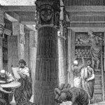 مكتبة الإسكندرية القديمة.. أسَّسها البطالمة وحرقها يوليوس قيصر