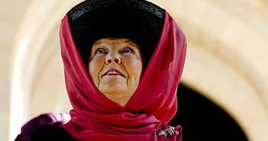 ملكة هولندا تزور إثيوبيا