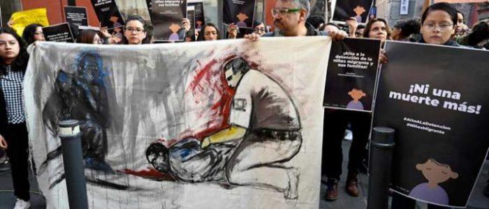منظمة العفو تنتقد المكسيك بسبب وفاة فتاة مهاجرة رهن الاحتجاز