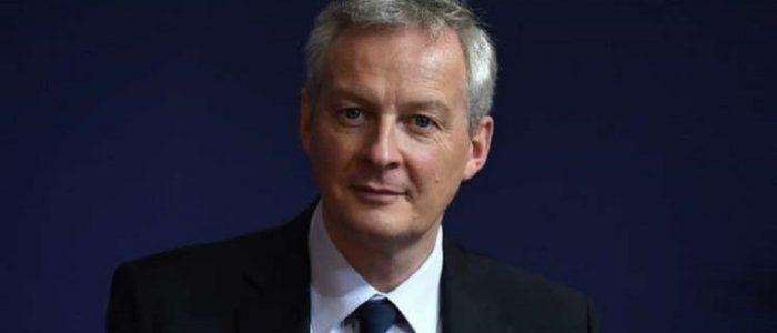 وزير المالية الفرنسي يهاجم الولايات المتحدة