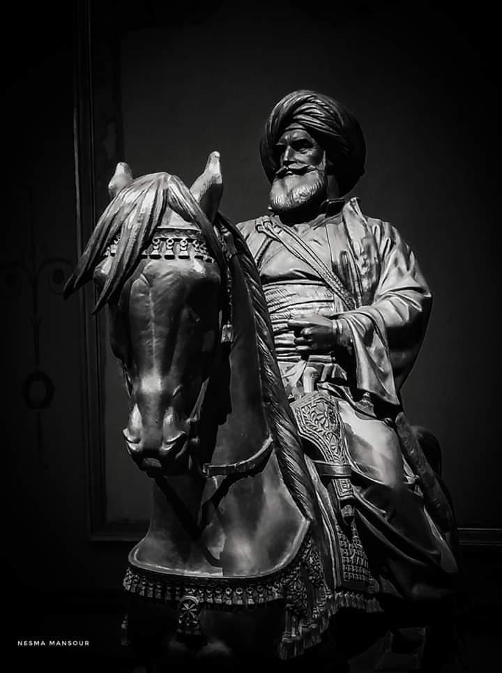 محمد علي باشا - تصوير نسمة منصور
