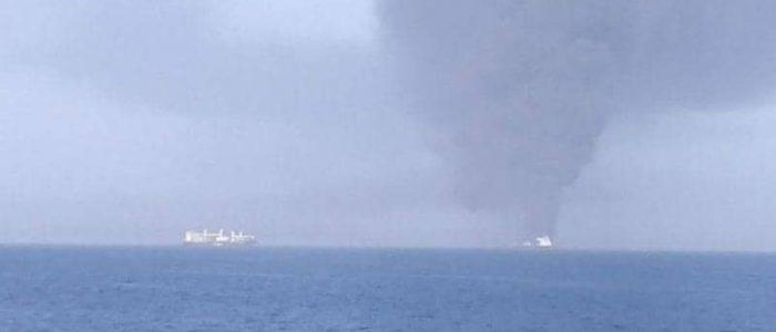تفاصيل جديدة عن استهداف ناقلتي النفط في خليج عُمان