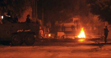 الحرس الوطنى التونسى : لم نتوصل بعد لأسباب اندلاع حرائق الأراضى الزراعية