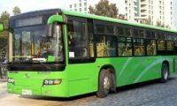100 حافلة حديثة من الصين إلى سوريا للمساعدة فى إعادة الإعمار
