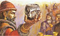 ماذا تعرف عن الإمبراطور البيزنطي الذي هزمه العباسيون مرتين ومات بحذاءٍ أرجواني؟