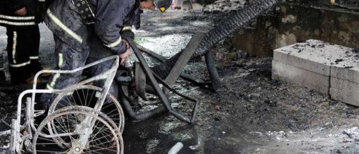 ستة قتلى بحريق اجتاح مستشفى للأمراض النفسية في أوكرانيا