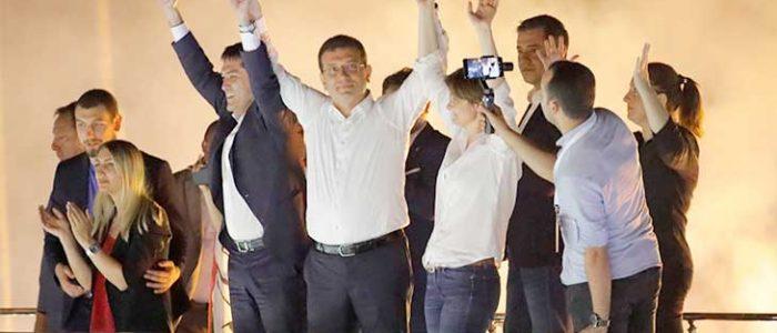 انتخابات اسطنبول: الديمقراطية التركية هي الرابح الأ