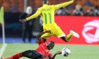 تعادل إيجابى يحسم مواجهة أوغندا وزيمبابوى
