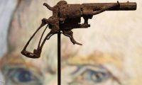 بيع مسدس انتحار الفنان فان جِوخ بمزاد علني في باريس