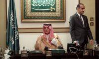 عادل الجبير يدعو المجتمع الدولي إلى اتخاذ موقف صارم إزاء إيران