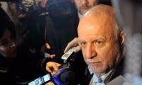وزير النفط الإيرانى ينفي أى خلاف مع روحانى