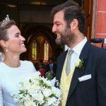 أمير النمسا يتزوج من عارضة أزياء أمريكية