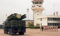 االدفاع الروسية: دفاعاتنا الجوية تصدت لهجوم للمسلحين بطائرات مسيرة على قاعدة حميميم