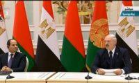 رئيس بيلاروسيا: مصر من أهم الشركاء بمنطقة الشرق الأوسط وأفريقيا