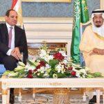 مباحثات بين الرئيس السيسي والملك سلمان في مكة