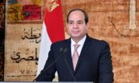 """الرئيس السيسي يهنئ التونسيين على تنفيذ """"الاستحقاق الرئاسي"""""""