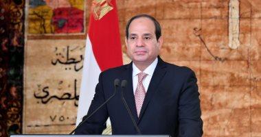 السيسي يدشن نفق الشهيد أحمد حمد