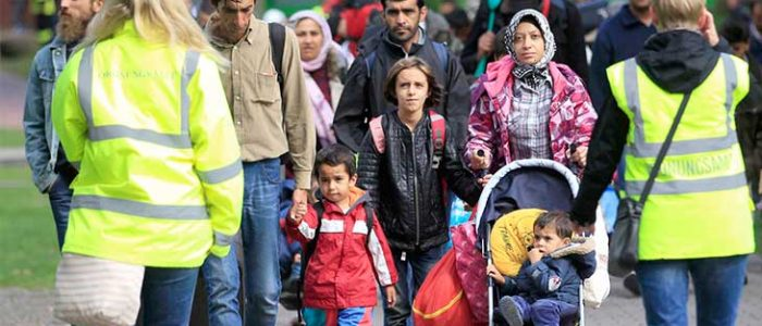 اللاجئون السوريون تحولوا لورقة ضغط بيد الدول المستضيفة