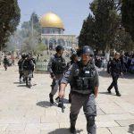 فلسطين والأردن يدينان اقتحام المستوطنين للمسجد الأقصى
