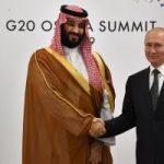 بوتين يعتزم زيارة السعودية