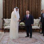 بوتين: قطر شريك هام ومحوري في الشرق الأوسط