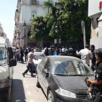 """""""داعش"""" يتبنى التفجيرين الانتحاريين في تونس"""