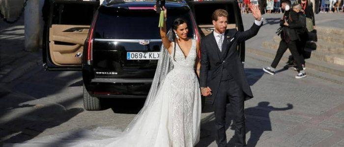 غياب أصدقاء راموس عن حفل زفافه تربك نجم ريال مدريد