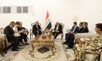 مبعوث بوتين إلى سوريا يبحث مع عبد المهدي مشاركة العراق في مفاوضات أستانا