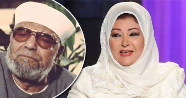 """عفاف شعيب فى ذكرى رحيل إمام الدعاة: """"الشعراوى"""" سمح لى بالتمثيل بالحجاب"""