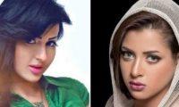 وصول منى فاورق وشيما الحاج لقسم مدينة نصر لإنهاء إجراءات إخلاء سبيلهما