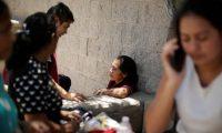 المكسيك توقف 791 مهاجرا نحو نصفهم أطفال دون الثامنة