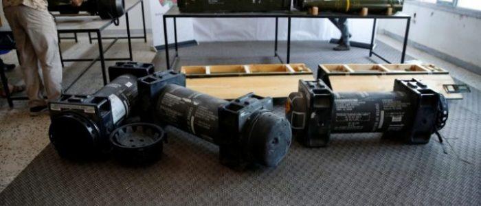 نيويورك تايمز: الصواريخ الأمريكية بحوزة قوات حفتر مصدرها فرنسا