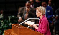 إليزابيث وارن تتعهد بإلغاء قرار إدارة ترامب بشأن المستوطنات إذا فازت بالرئاسة الأمريكية