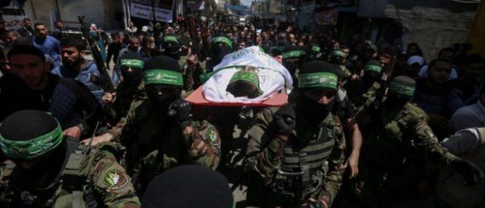 استشهاد عنصر من كتائب القسام برصاص جيش الاحتلال شمال غزة