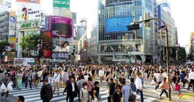 انخفاض تعداد الشعب اليابانى للعام العاشر على التوالى