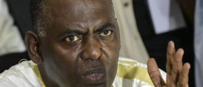 موريتانيا: الحقوقي ولد الداه الثاني في سباق الرئاسة يتحاور مع الحكومة