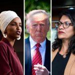 ترامب يجدد مهاجمة 4 برلمانيات من أصول أجنبية ويطالبهن بالاعتذار لواشنطن وإسرائيل