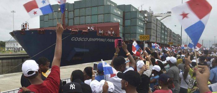 شركات الشحن تفضل التسجيل في بنما بسبب الإجراءات السهلة