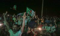 منتخب الجزائر يستعد لمواجهة زامبيا وبوتسوانا