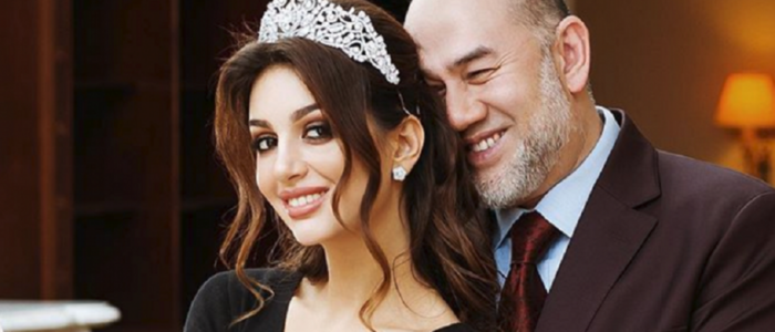 طليقة ملك ماليزيا السابق تضطر لبيع خاتم زفافها بثمن بخس
