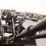 هدوء حذر بمحاور القتال في ضواحي طرابلس