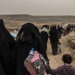 اتهامات لـ «قسد» بارتكاب انتهاكات وتحرش بنساء داعش في مخيم أبو الهول