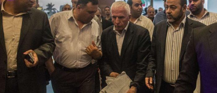 وفد أمني مصري يغادر غزة بعد مباحثات مع حماس بدون إعلان نتائج فورية