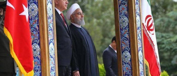 تدخلات إيران وتركيا لتقاسم النفوذ في المنطقة العربية