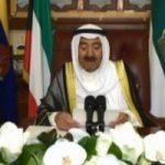 أمير الكويت ونائب رئيس المفوضية الأوروبية يبحثان التطورات الإقليمية والدولية