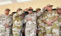 الرئيس السيسي يأمر بنقل تبعية ميناء العريش للجيش المصري