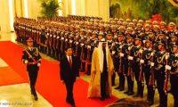 محمد بن زايد يزور الصين الأسبوع المقبل